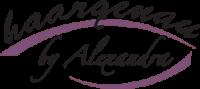 Logo haargenau by Alexandra